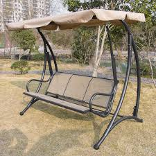 Lounge Swing Chair Patio Swing Chair With Canopy 5602