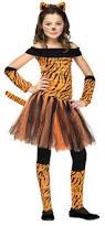 halloween costumes girls kids tigress child costume buycostumes com