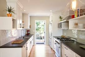 the pros and cons of galley kitchens my ideal home