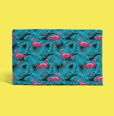 martini tropical custome upholstered bedhead tropical