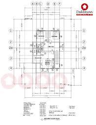 Floor Plan O2 Index Of Davao House And Lot Ilumina Mh 60