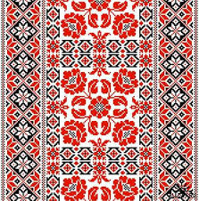 ethnic ornaments in vector from stock 25 eps вишиванки