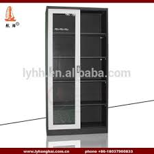 Cd Storage Cabinet With Glass Doors Sliding Glass Door Cd Dvd Vhs Storage Rack Cabinet Media