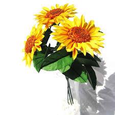 sunflower bouquet origami sunflower bouquet graceincrease custom origami