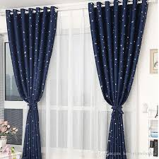 Black Out Curtains 2018 Sheer Blackout Curtains Linen Mixed Woven Gold Jacquard Cloth