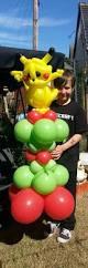 36 best pokemon images on pinterest pikachu balloon decorations