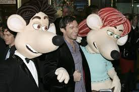 hugh jackman photos photos flushed uk premiere zimbio