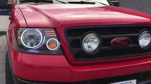 led halo headlight accent lights oracle lighting halo angle eyes headlight rings w led accent strips