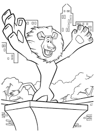 alex zoo coloring free printable coloring pages