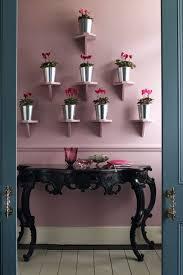Flower Wall Ideas Bedroom  Living Room Walls Houseandgardencouk - Flower designs for bedroom walls