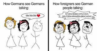 German Meme - 10 hilarious reasons why the german language is the worst bored panda