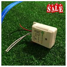 temperature activated light switch sound and light control switch for energy saving incandescent l