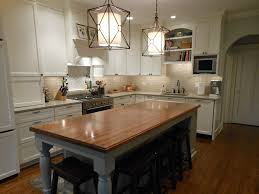 black kitchen island with butcher block top amazing best 25 butcher block island ideas on kitchen