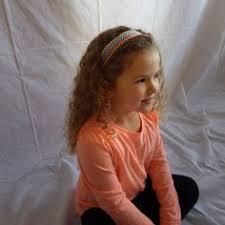 go girl headbands pink glitter go girl headband in 7 8 width go girl headbands