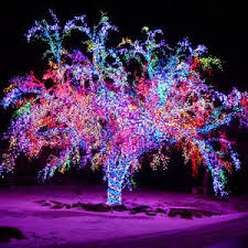 china led outdoor tree light decoration for lighting