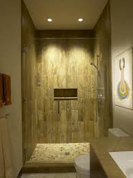 Recessed Lighting In Bathroom Wonderful Shower Recessed Lighting Design Ideas Displaying