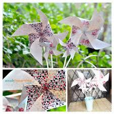 cara membuat origami kincir angin diy membuat kincir angin mommies daily