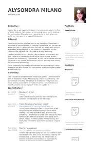 Chiropractic Resume Artist Resume Sample Writing Guide Resume Genius College Graduate