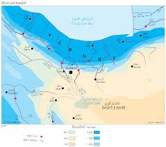 Tehran Map Tehran Climate