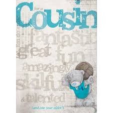 cousin birthday card fantastic cousin birthday card me to you happy birthday