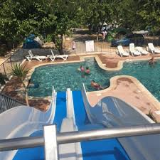 water park new in 2017 camping lou cabasson 83 water park