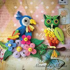 paper quilling birds tutorial 575 best birds quilled images on pinterest paper quilling