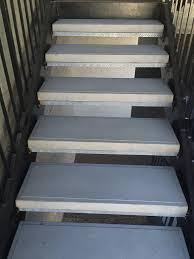 precast concrete open riser stair treads precast concrete