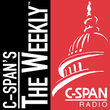 Blue And White Flag With Red C C Span Radio Live Stream C Span Org