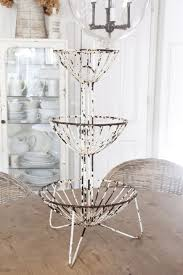Shabby Chic Wire Basket by Best 25 Black Wire Basket Ideas On Pinterest Firm Living Live