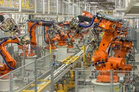 bmw factory robots nearing the finish line mini australia