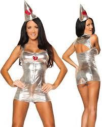 Tin Man Costume Tin Man Halloween Costume In All Sizes For Women