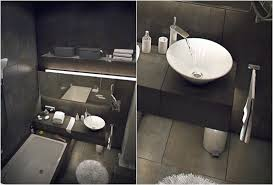 Bachelor Pad Bathroom Industrial Bachelor Loft By Maxim Zhukov