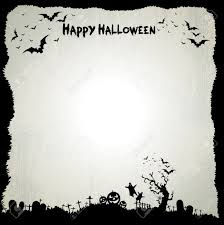 halloween free vector background happy halloween sign and theme design background vector