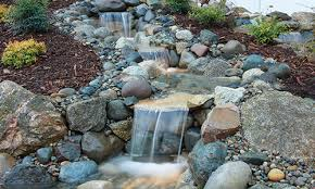 Aquascape Pondless Waterfall Kit How To Build A Pondless Waterfall Pondless Water Feature