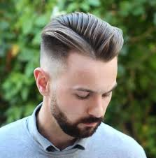 receding hair slicked back 20 best haircuts for men with receding hairlines hairstylevill