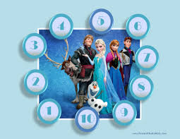 9 images free printable frozen behavior charts boys free