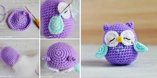 20 diy free crochet owl patterns