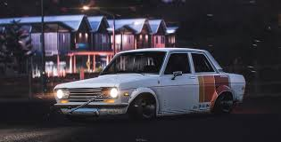 nissan datsun 510 nissan datsun 510 letov andrew on artstation at https www