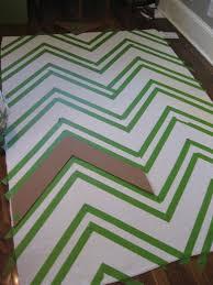 Rugs Chevron 39 Best Painted Rugs U0026 Floors Images On Pinterest Painted Rug