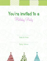 christmas party invitation template blank party invitation template listmachinepro