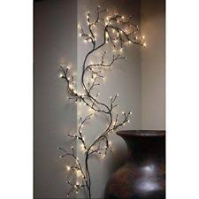 willow branch lighted floral d礬cor ebay