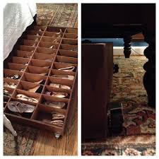 best 25 under bed shoe storage ideas on pinterest under bed