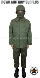 infantry kit od green camouflage military uniform army