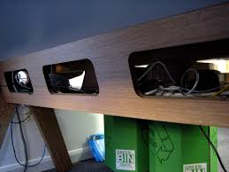 desk amazing under desk cable management find this pin and more