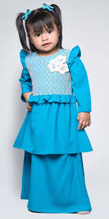 baju kurung moden zaman sekarang aidilfitri 2016 ini dia koleksi baju raya kanak kanak yang meletop