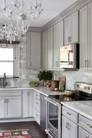 grey kitchen ideas grey kitchen cabinets 1000 ideas about grey cabinets on