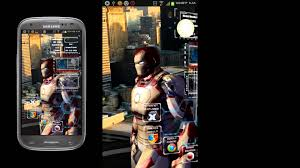 Iron Man Home by Iron Man Mark 44 Home Screen 2013 Youtube
