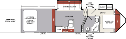 forest river 5th wheel floor plans forest river rv u0027s for sale in louisiana