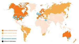 xmaps for africa international hosted pbx evolve ip