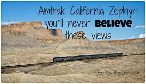 California Zephyr Route Map by Amtrak California Zephyr You U0027ll Never Believe These Views
